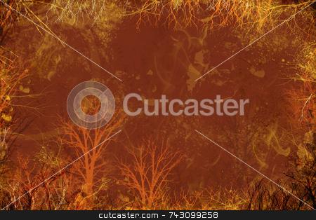 Tree splatter stock photo,  by Jodi Baglien Sparkes
