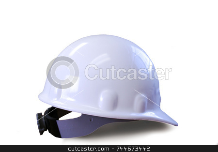 Hardhat stock photo,  by Greg Peterson