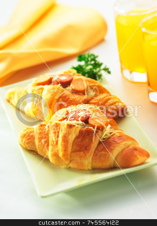 The Delicious of Croissant stock photo, Still life photography of croissant by Kris Hartanto