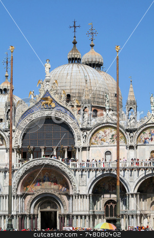 San Marco stock photo,  by Greg Peterson
