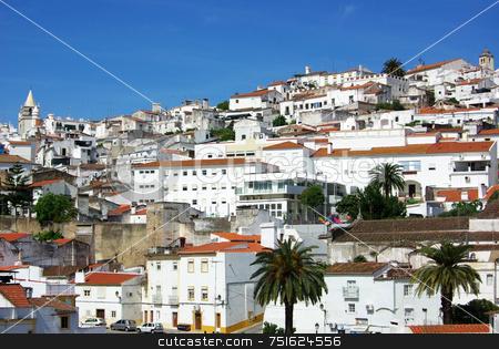Old city of Elvas. stock photo, Old city of Elvas, south of Portugal. by Inacio Pires