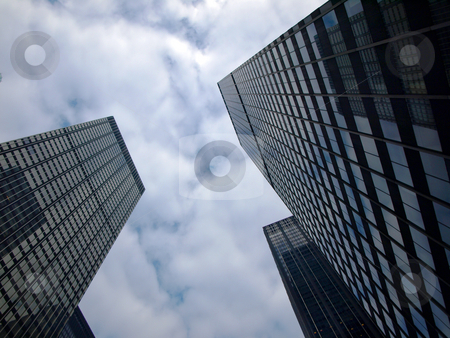 Park avenue stock photo, Buildings in new york city by CRISTINA TOSI