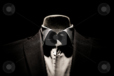 Suit with no body stock photo,  by emiliano beltrani