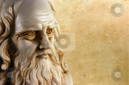 Leonardo da Vinci stock photo, Leonardo da vinci, one of the greatest mind in the humanity by Dario Rota