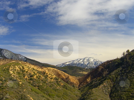 California Mountains stock photo,  by John Adair