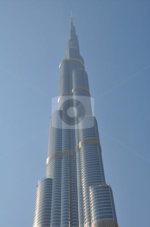 Burj Khalifa in Dubai stock photo, Burj Khalifa in Dubai, United Arab Emirates by Ritu Jethani