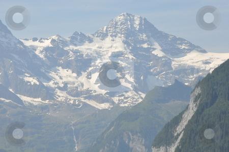 Jungfrau in Switzerland  stock photo, Jungfrau in Switzerland, Europe by Ritu Jethani
