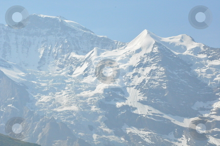 Jungfrau in Switzerland  stock photo, Jungfrau in Switzerland, Europe by Ritu Jethani