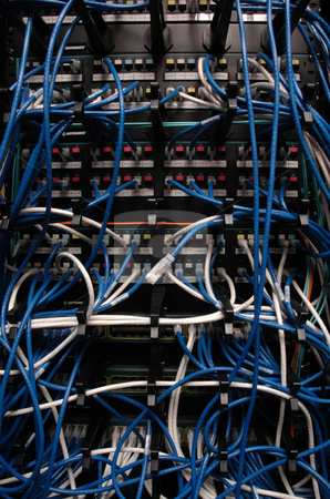 https://cutcaster com/photo/800893492-banks-of-wires-connecting-network-servers-telephones-andamp-digital/