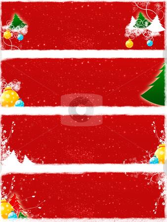 Christmas stock photo, Illustration for christmas holidays and greetings by Sabino Parente