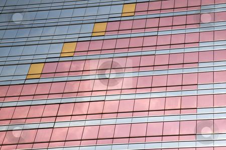 Skyscraper windows background in Hong Kong  stock photo, skyscraper windows background in Hong Kong  by Ingvar Bjork