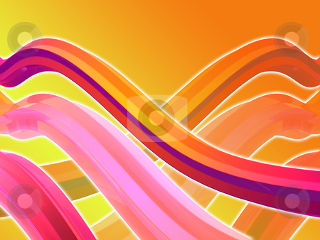 Abstract 3d background stock photo, computer generated image. Abstract 3d background. by Konstantinos Kokkinis