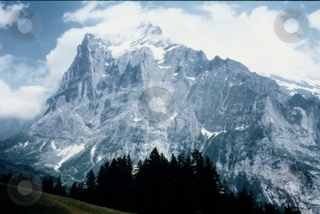 Austrian Alps stock photo, View of the Austrian Alps by Anthony Dezenzio