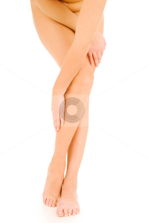 Legs of woman stock photo, legs of woman by ambrophoto
