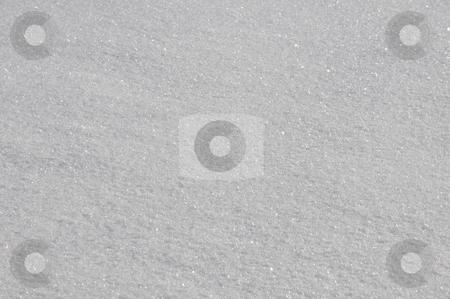 Snow texture stock photo, Snow texture by Robert Biedermann