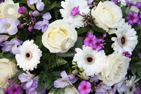 Purple and white flower arrangement stock photo similar images white floral arrangement mightylinksfo