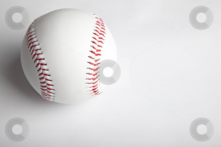 Baseball ball  stock photo, Baseball ball  by tomwang