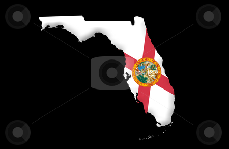 State of Florida stock photo,  by Ludvik Pospisil