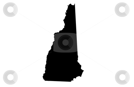 State of New Hampshire stock photo,  by Ludvik Pospisil