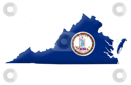 Commonwealth of Virginia stock photo,  by Ludvik Pospisil