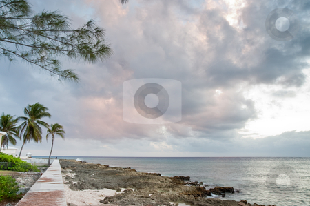 Coast stock photo, Coastline on Grand Cayman Island by Jaime Pharr