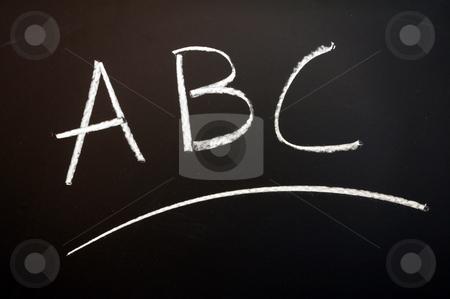 Blackboard and education stock photo, blackboard or chalkboard showing education or school concept                                      by Gunnar Pippel