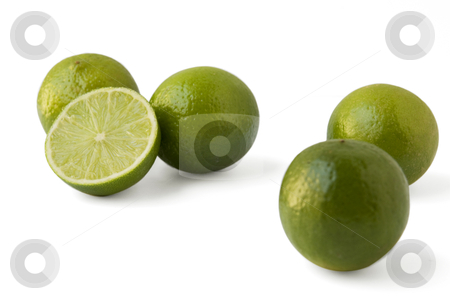Lime stock photo, lime by ambrophoto