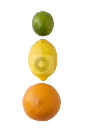 Orange, lemon, lime stock photo, orange, lemon, lime by ambrophoto