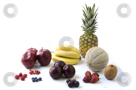 Fruits stock photo, fruits by ambrophoto