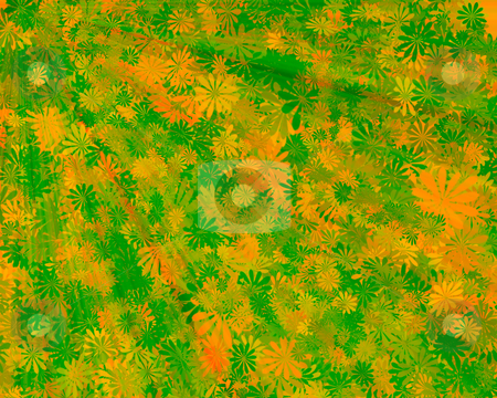 Abstract leaves background stock photo, Abstract leaves background, seasons theme by olinchuk