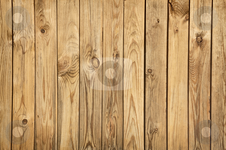 Old dirty wooden background stock photo, Old dirty wooden pine wall background texture by Alexey Romanov