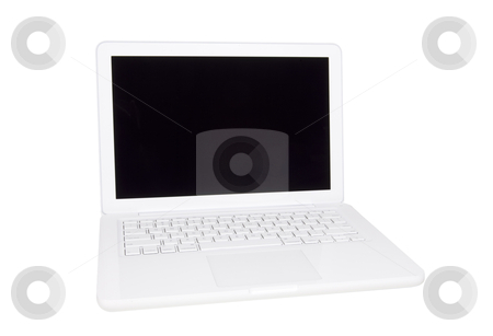 Laptop Computer - Photo Object  stock photo, Laptop Computer, includes clipping path by Bryan Mullennix