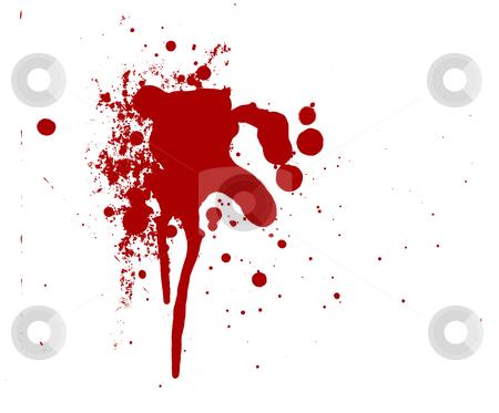 Blood splatter red horror bloody gore drip murder violence stock photo, blood splatter red horror bloody gore drip murder violence by Jeremy Baumann