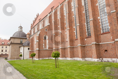 Basilica of the Body and Blood of Christ stock photo, Basilica of the Body and Blood of Christ Kraków-Kazimierz by Mariusz Jurgielewicz