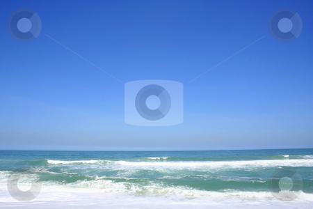 Ocean of Rio de Janeiro stock photo, Beach of Recreio, Rio de Janeiro, Brazil. by Michael Osterrieder
