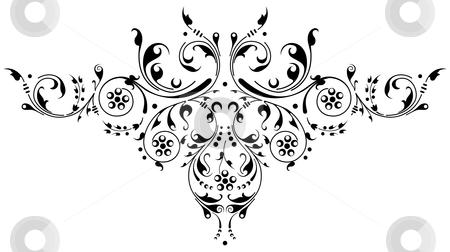 Pattern 10 stock photo, Ornamental design, digital artwork by Vadym Nechyporenko