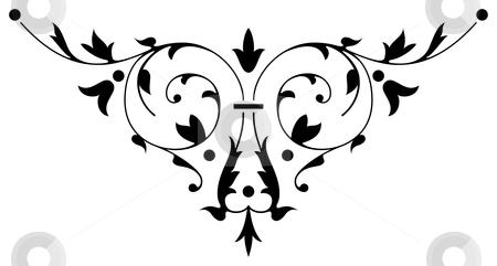 Ornamental design stock photo, Ornamental design, digital artwork by Vadym Nechyporenko