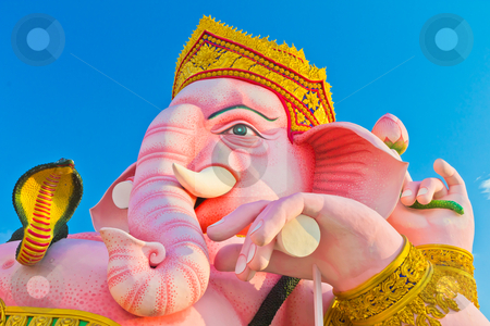 Indian god statue  stock photo, Indian god statue  by Na8011seeiN