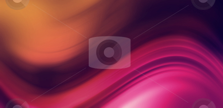 Abstract Background Blur stock photo, Abstract background image with meshed blurry colors in wave form by HypnoCreative