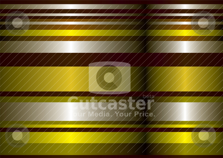Book fold gold stock vector clipart, Abstract book background with bright colorful pages and a dark crease by Michael Travers