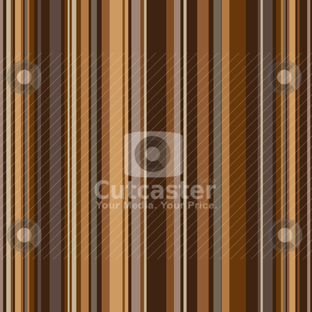 Brown stripe retro stock vector clipart, Abstract brown background with stripes and various widths by Michael Travers