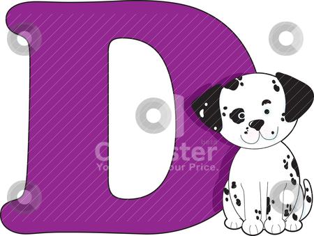 Alphabet Letter stock vector clipart, Alphabet Letter by Maria Bell