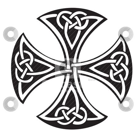 Celtic Cross Art Project