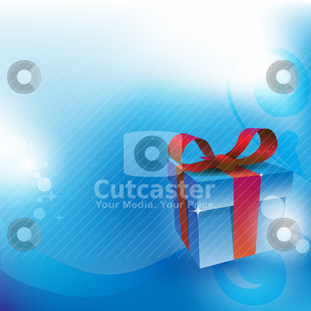 Present background stock vector clipart, present background, vector illustration by th12