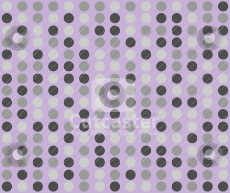 Doted background stock vector clipart, Doted background by Marijana Pavlov