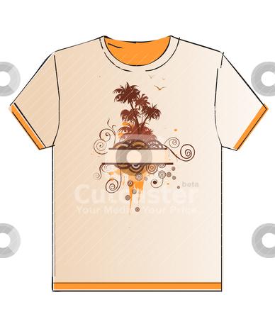 Polo shirts stock vector clipart, Polo shirts by zabiamedve