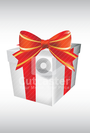 Gift box vector stock vector clipart, gift box vector by zabiamedve