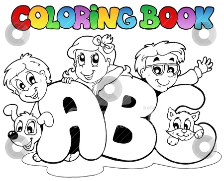 Abc Coloring Book. colouring book coloring pages. coloring book ...